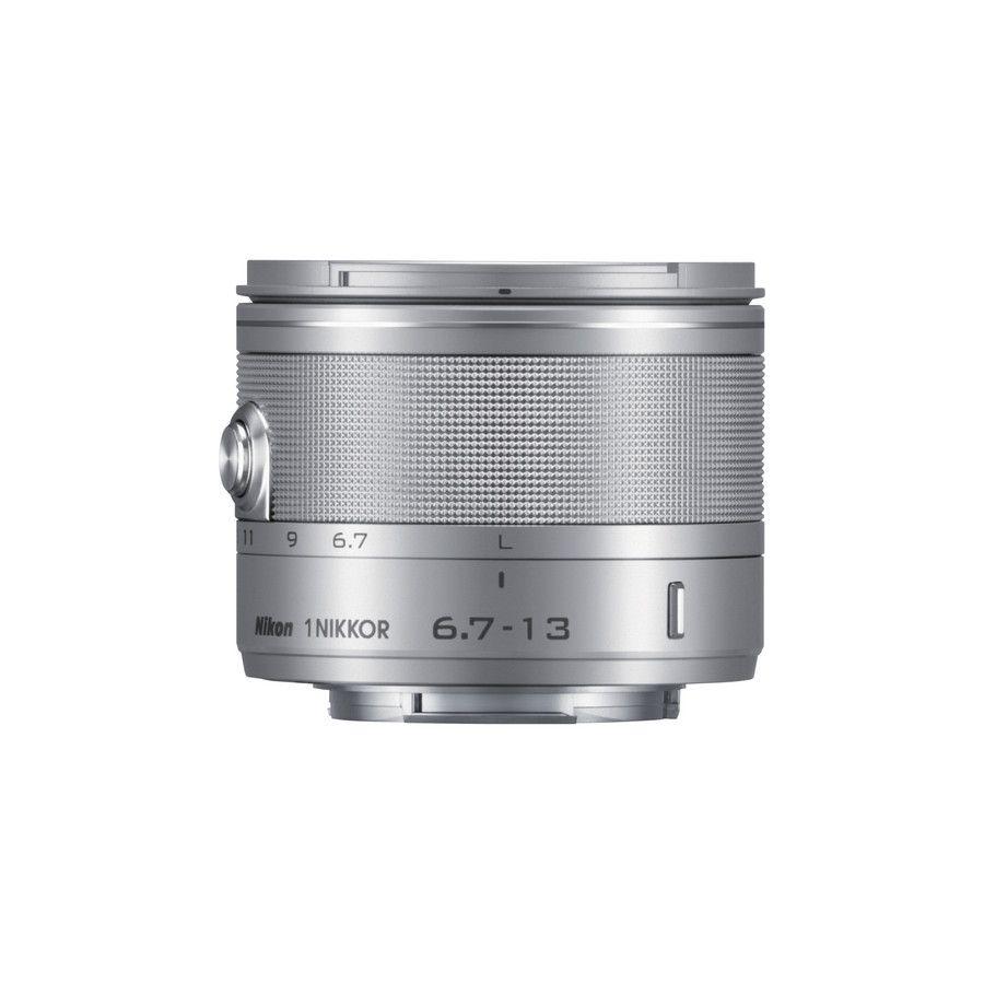 1 NIKKOR VR 6.7-13mm f/3.5-5.6 Silver Nikon objektiv
