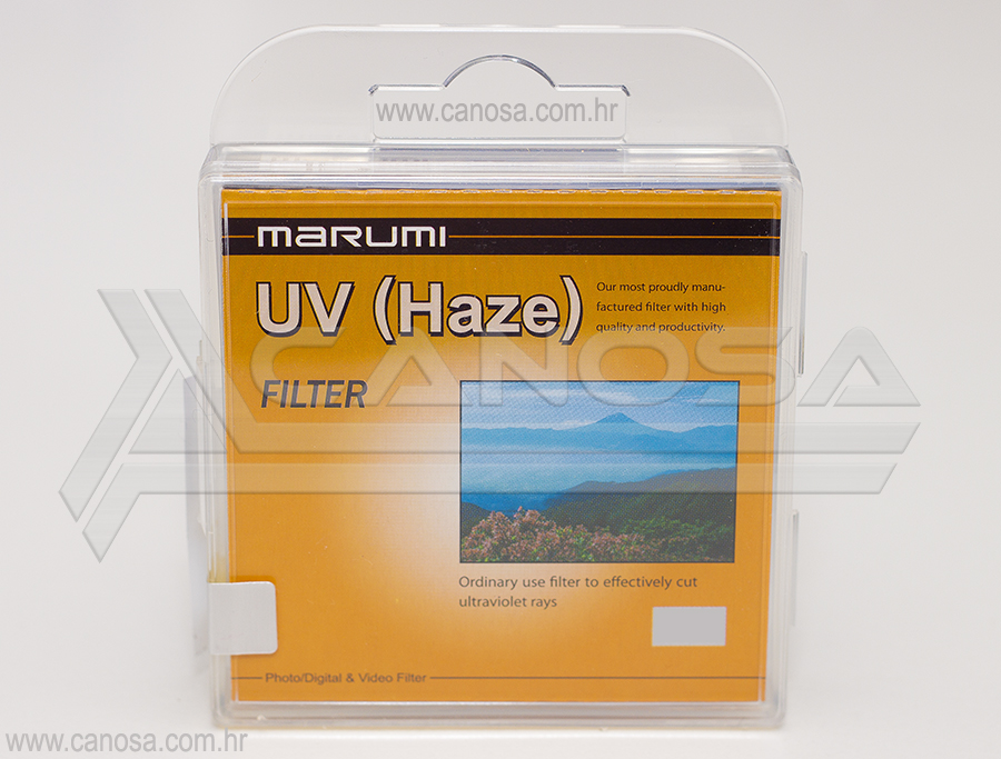 Marumi Standard UV Haze filter 58mm