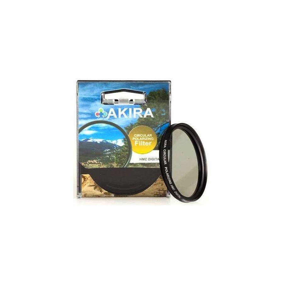 Akira HMC CPL filter 77mm