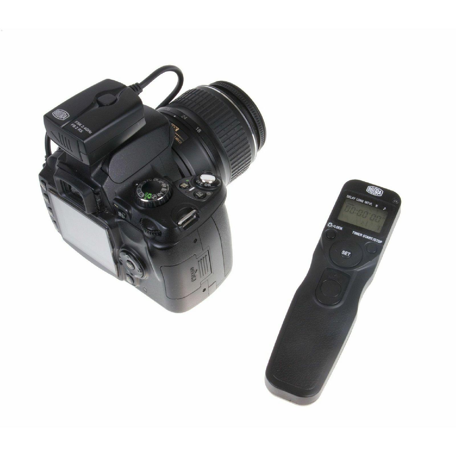 Bilora fb-4 c3 timer trigger remoto per Canon