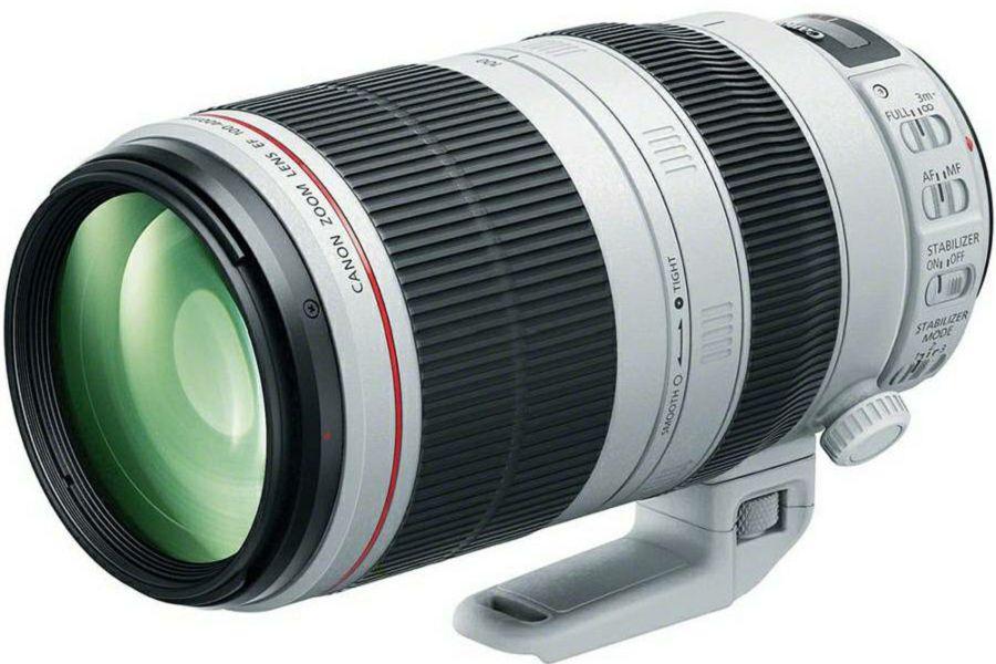 Canon EF 100-400mm f/4.5-5.6L IS II USM telefoto objektiv zoom lens 100-400 4.5-5.6 L (9524B005AA)- CASH BACK