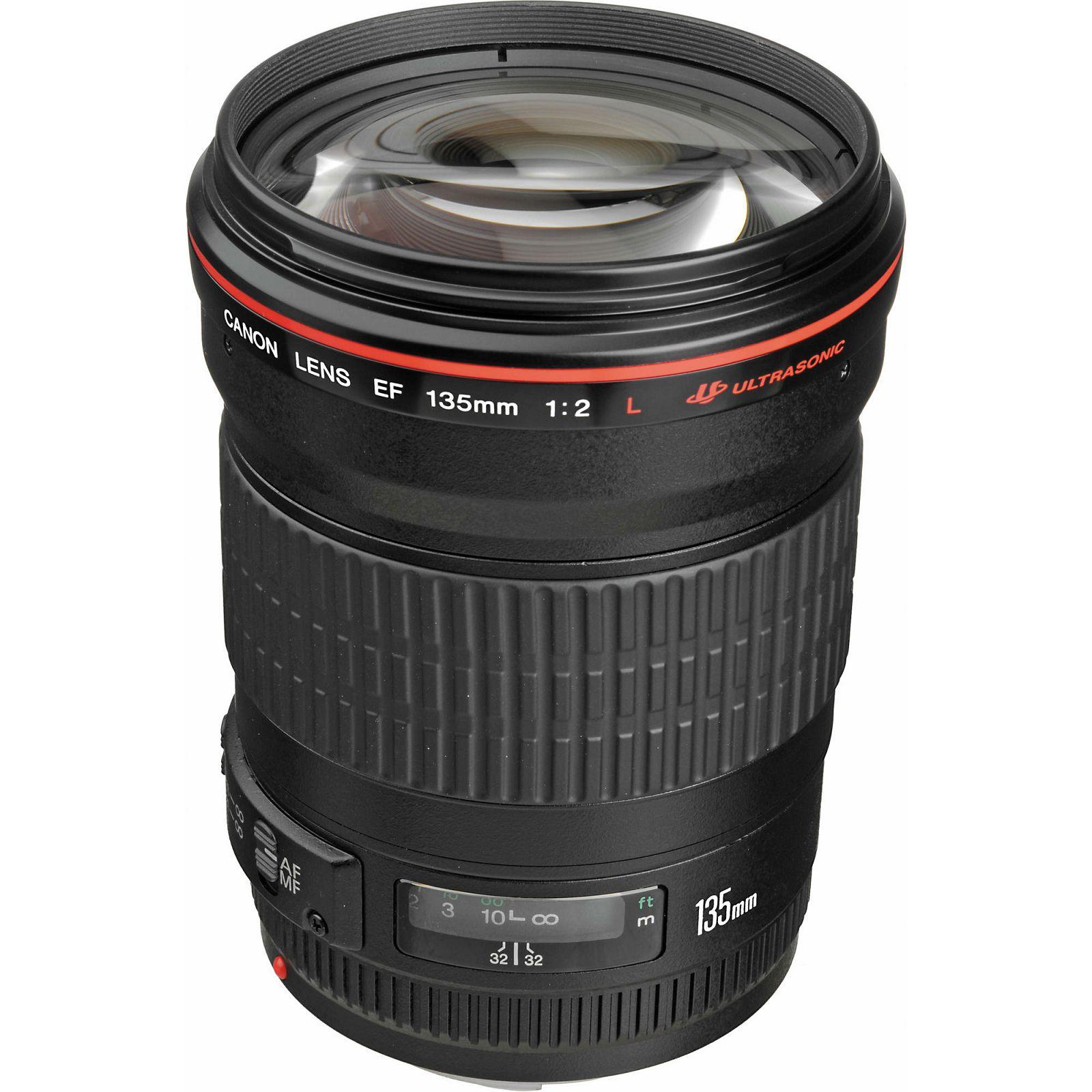 Canon EF 135mm f/2 L USM portretni telefoto objektiv prime lens 135 2.0 1:2,0 F2.0 F2 F/2.0 f/2L (2520A015AA)