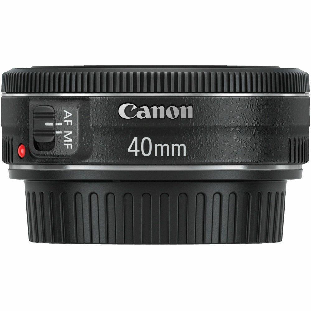Canon EF 40mm f/2.8 STM standardni objektiv fiksne žarišne duljine ...