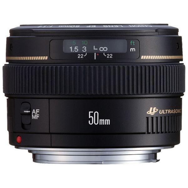 Canon EF 50mm f/1.4 USM portretni objektiv fiksne žarišne duljine 50 F1.4 1.4 prime lens C21-6261201 (2515A012AA)