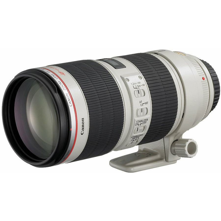 Canon EF 70-200mm f/2.8 L IS II USM telefoto objektiv zoom lens 70-200 f/2.8L F2.8 2.8 1:2,8 (2751B005AA)