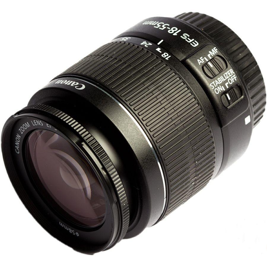 canon ef s 18 55mm 3 5 5 6 is ii standardni objektiv zoom. Black Bedroom Furniture Sets. Home Design Ideas