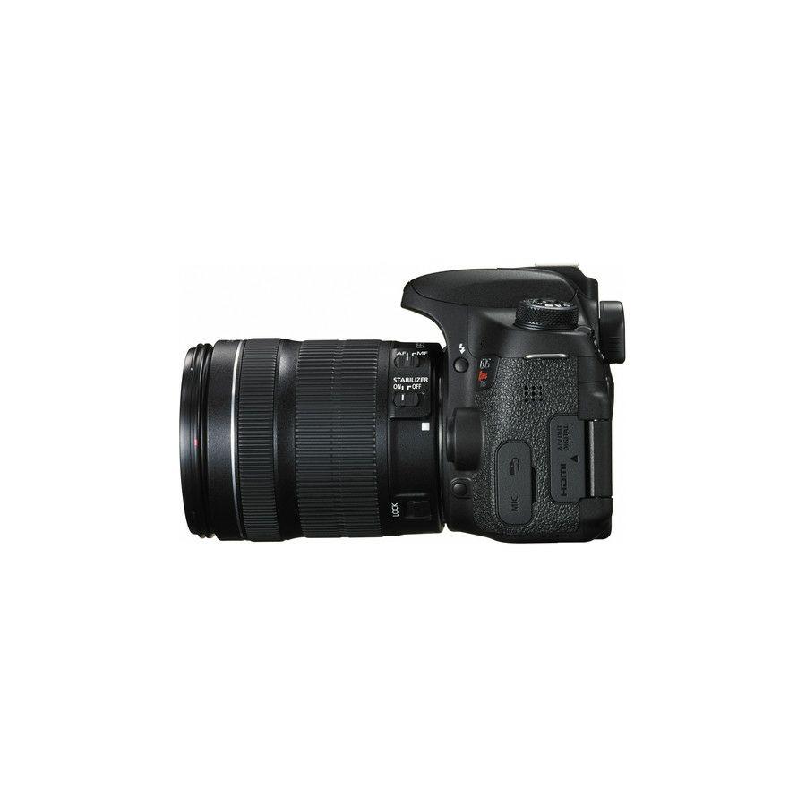 Canon Eos 760d 18 135 Is Stm Digitalni Dslr Fotoaparat Ef S Body Only Wifi 135mm F 35 56 Zoom Objektiv