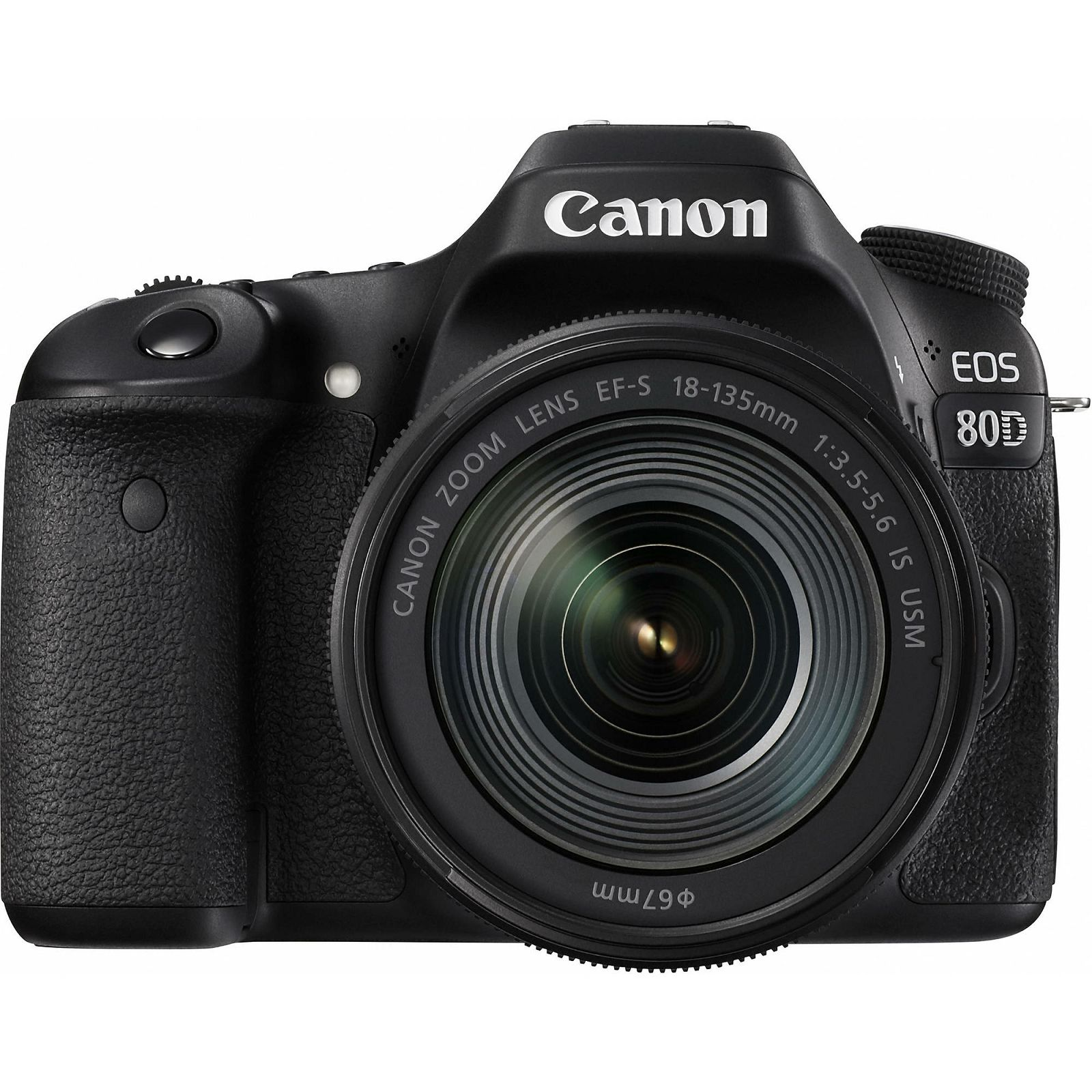 Canon EOS 80D + 18-135 IS USM NANO DSLR digitalni fotoaparat s objektivom 18 ...