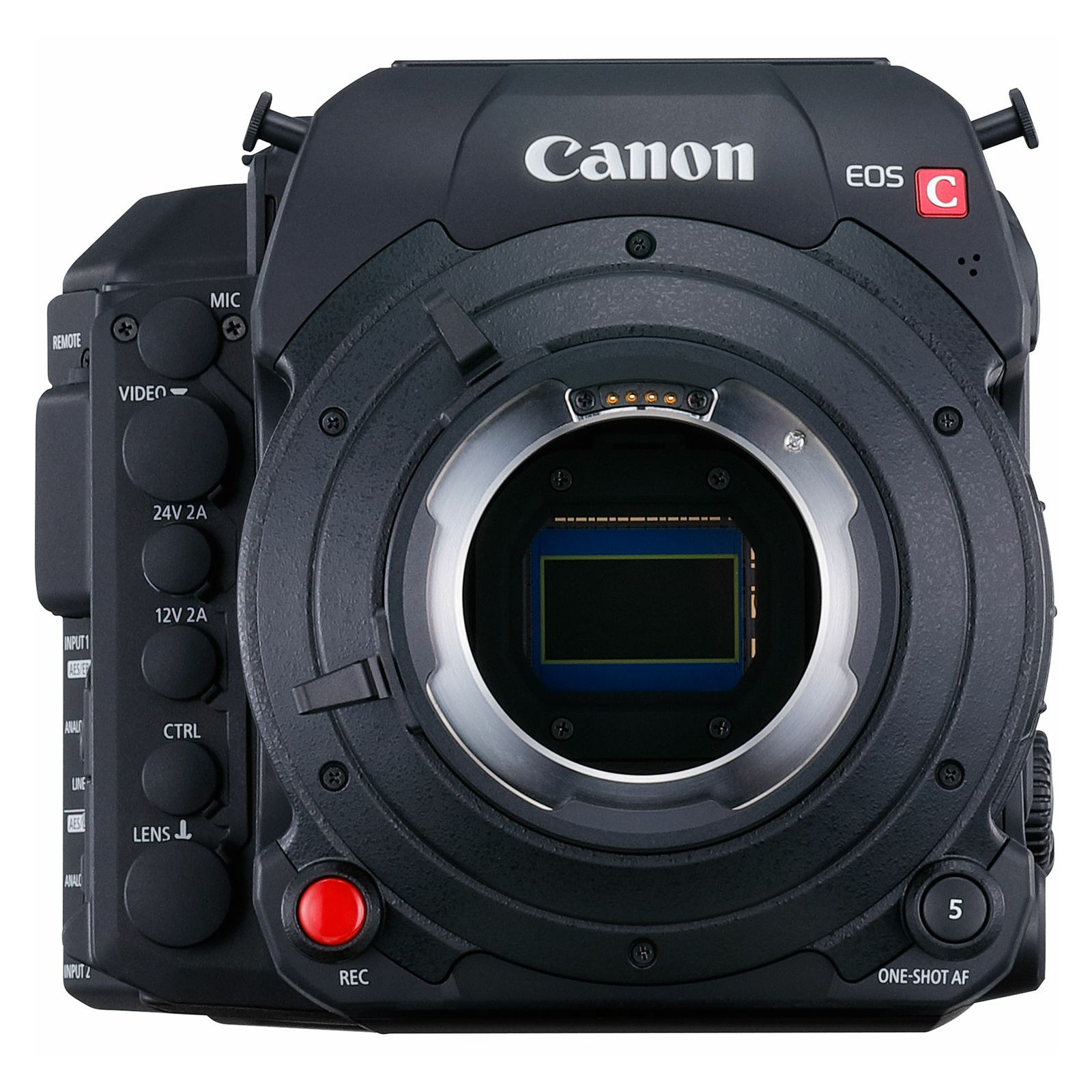 Canon EOS C700 PL GS Cinema Camera 4K 60fps 2K 240fps (1789C003)
