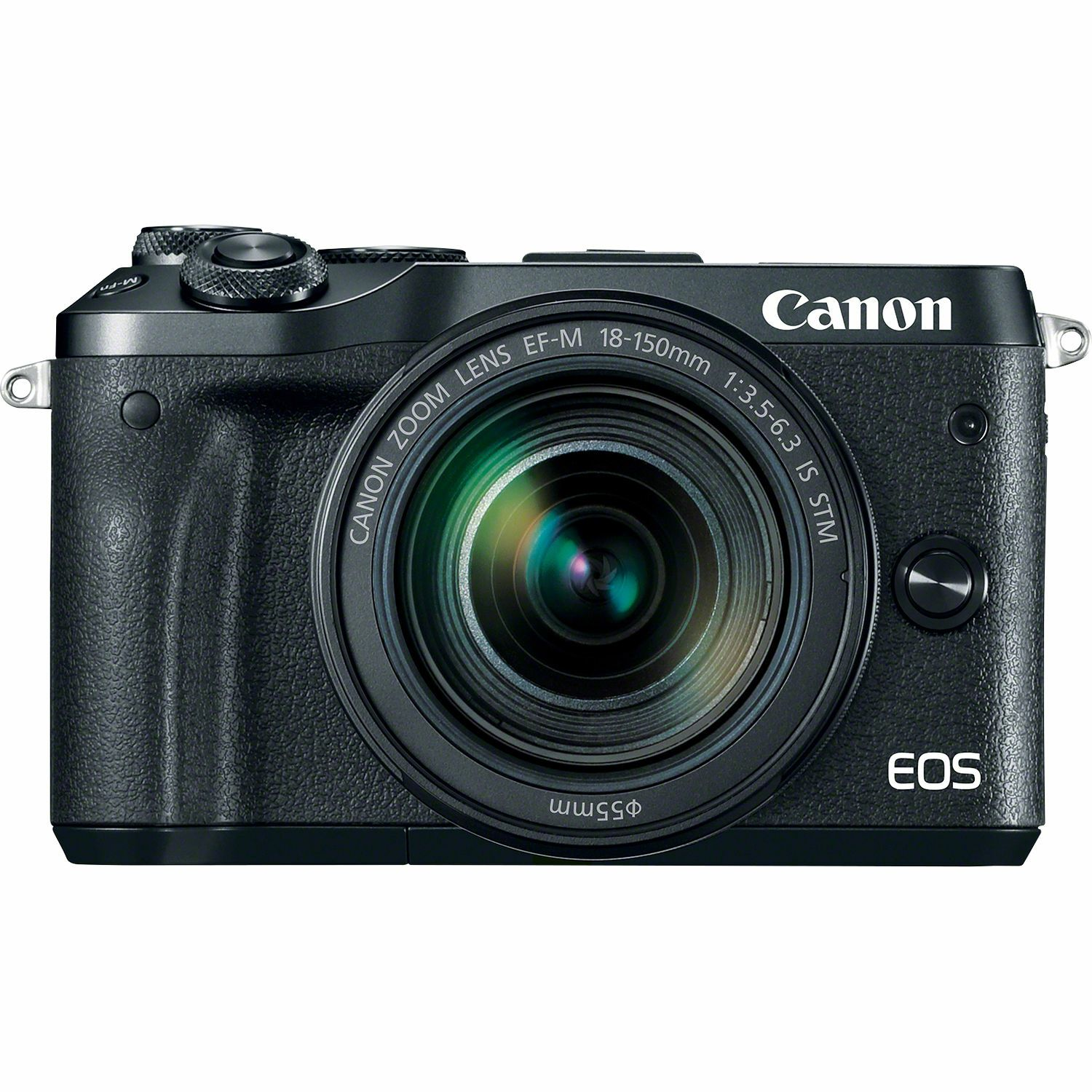 Canon EOS M6 + 18-150 IS STM Black Mirrorless Digitalni fotoaparat i objektiv EF-M 18-150mm f/3.5-6.3 (1724C022AA)