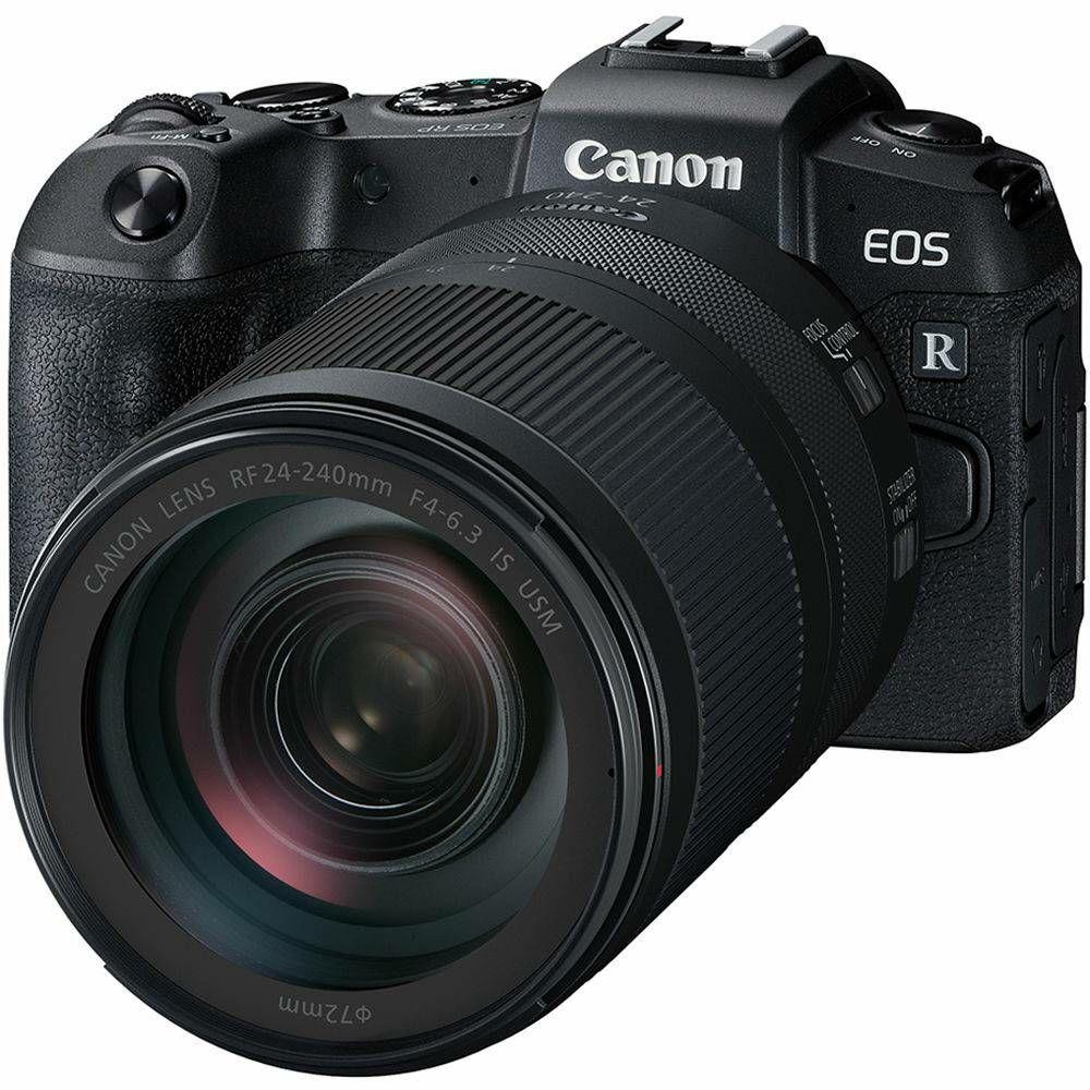 Canon EOS RP + 24-240 USM Mirrorless Digital Camera bezrcalni digitalni fotoaparat s objektivom (3380C107AA) - INSTANTUŠTEDA