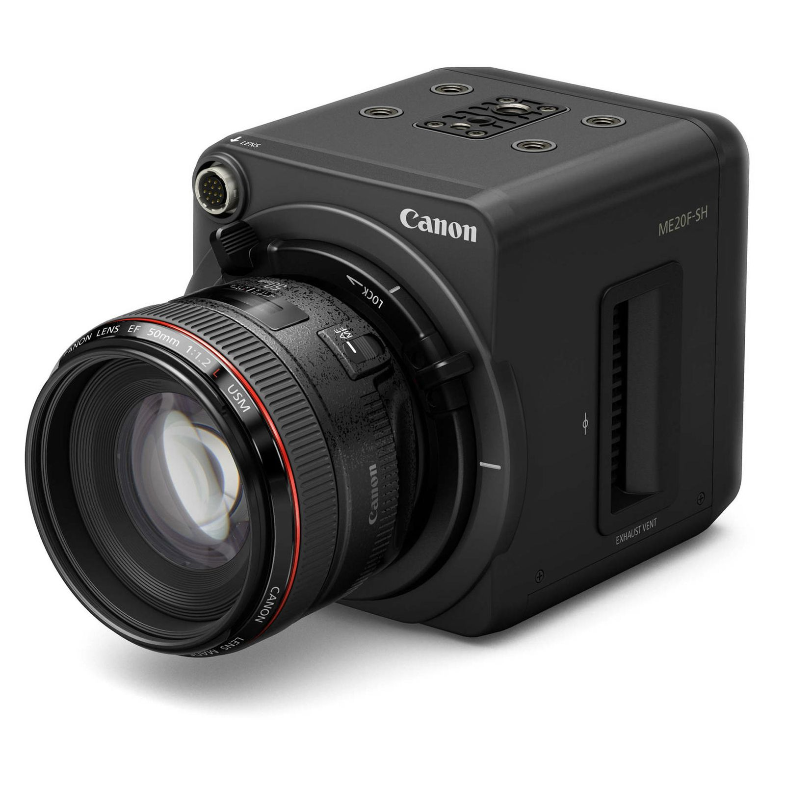 Canon ME20F-SH Super 35mm digitalna videokamera Full Frame Multi ...