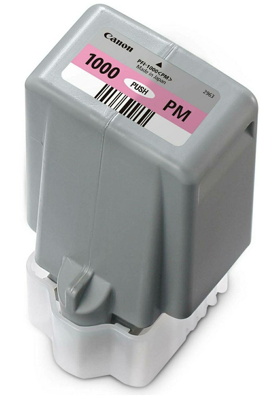 Canon Pigment Ink Tank PFI-1000 Lucia PRO Photo Magenta 80ml PFI1000PM foto purpurnocrvena tinta za printer imagePROGRAF PRO-1000 (0551C001AA)