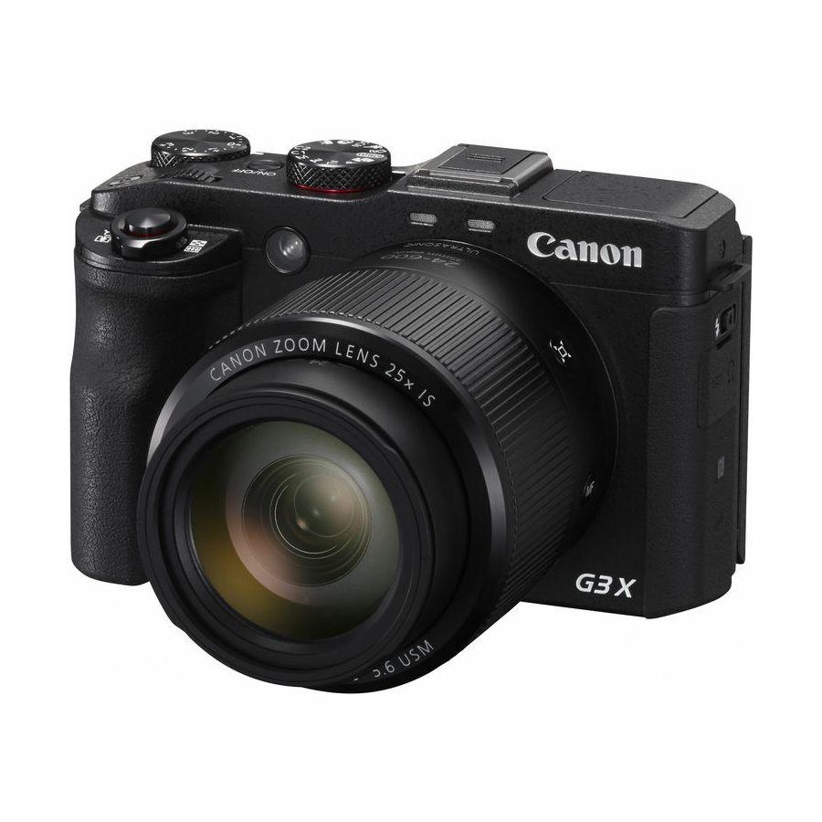 Canon Powershot G3X WiFi kompaktni digitalni fotoaparat G3 X (0106C002AA) - CASH BACK promocija povrat novca u iznosu 600 kn