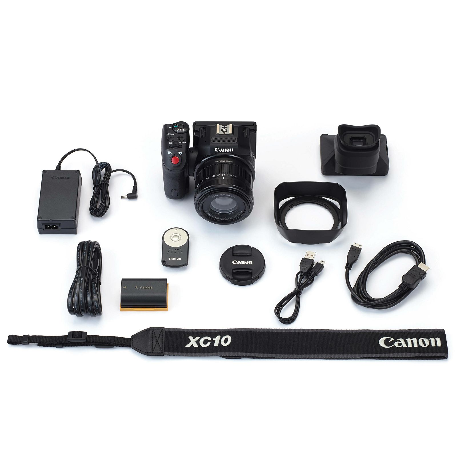 ... Canon XC10 4K WiFi Profesionalna digitalna video kamera kamkorder  Professional Camcorder XC-10 (0565C003AA