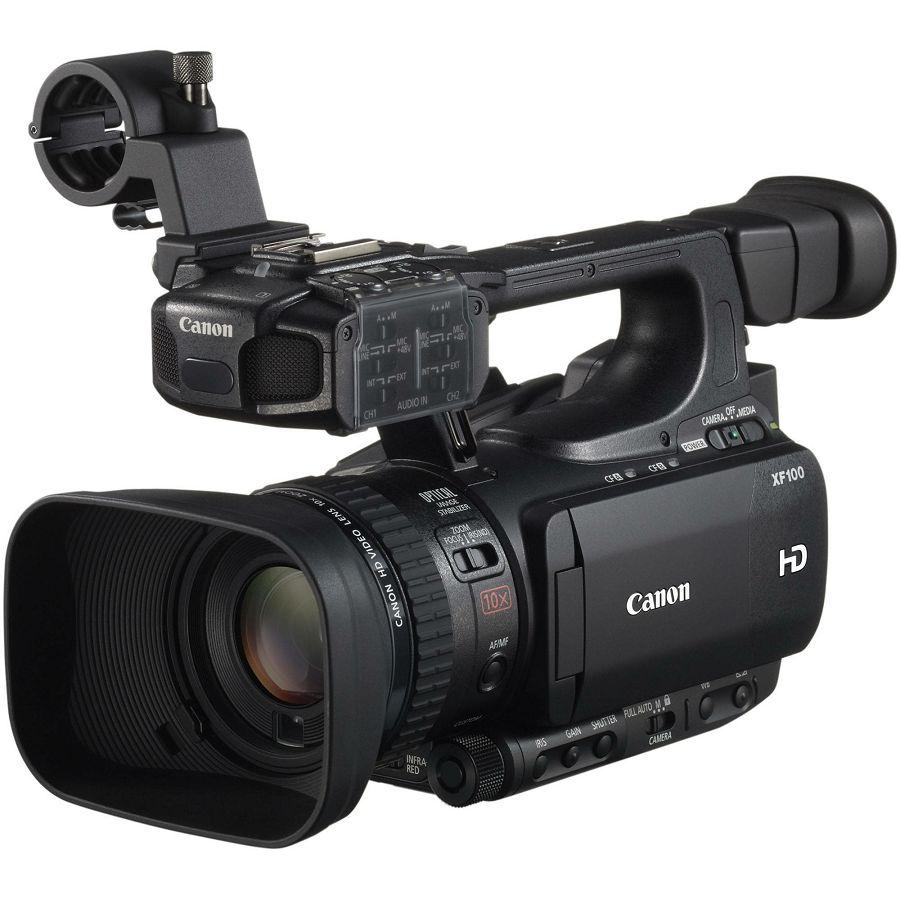 Canon XF100 PRO Profesionalna video kamera Professional Camcorder XF-100 (AD4889B001AA)