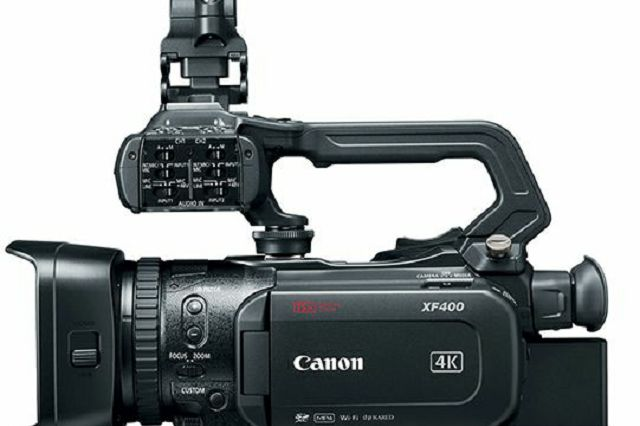 Canon XF400 PRO Profesionalna video kamera Professional Camcorder XF-400 (2213C007AA)