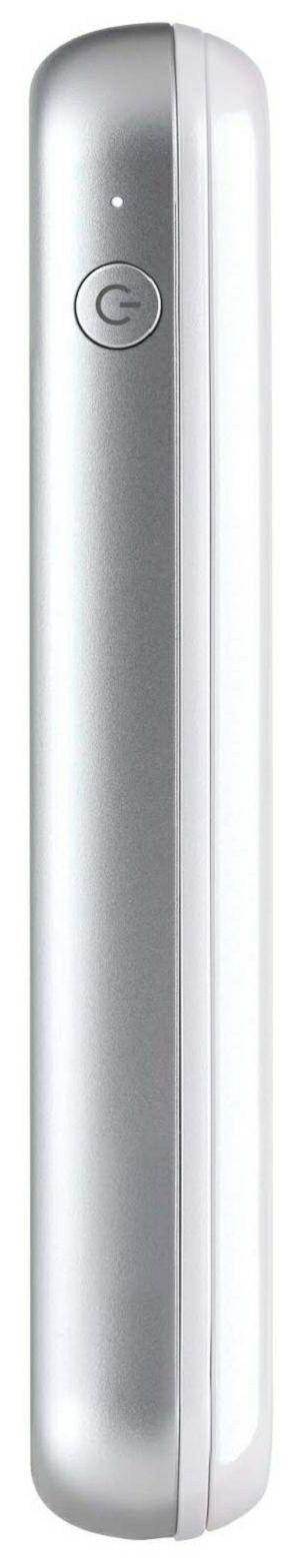 Canon Zoemini Zink Mini Mobile Photo Printer White Silver 3204c006aa