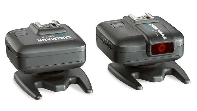 Cullmann CUlight Trigger Kit 500C komplet odašiljač + prijemnik za Canon E-TTL II HSS (61810)