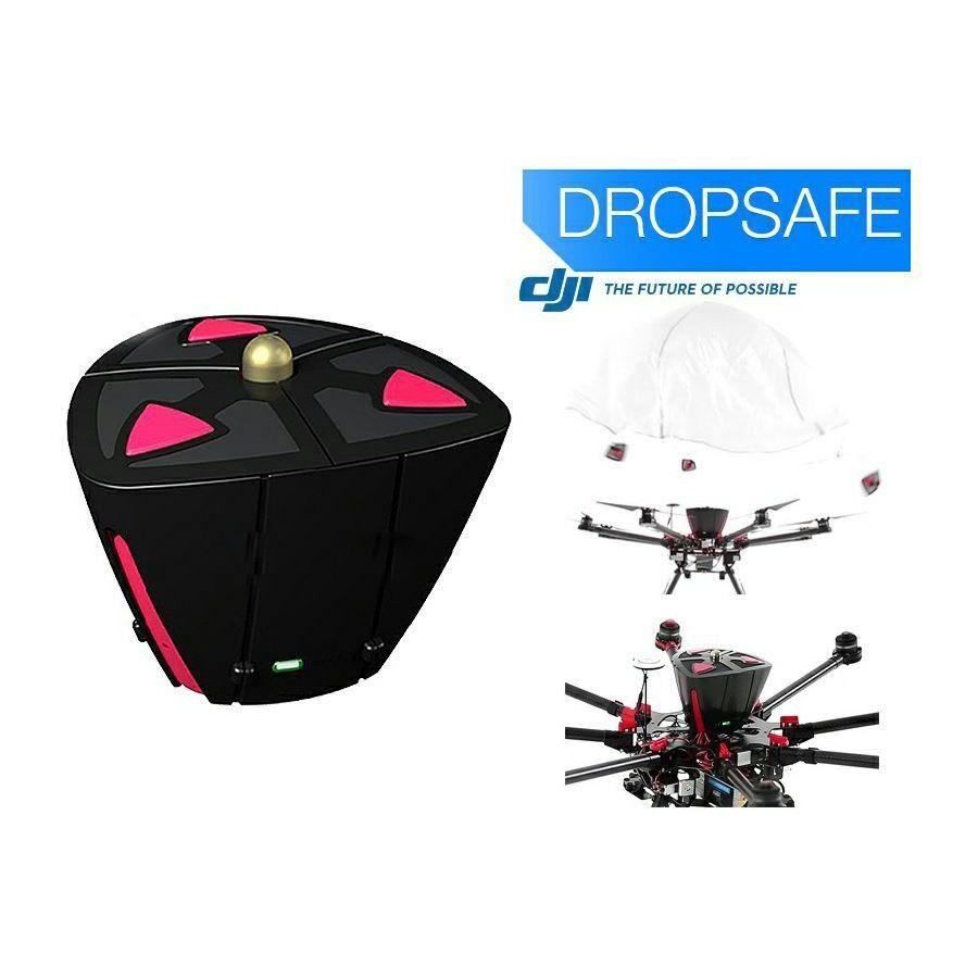 DJI Dropsafe Drop speed reduction system padobran za quadcoptere
