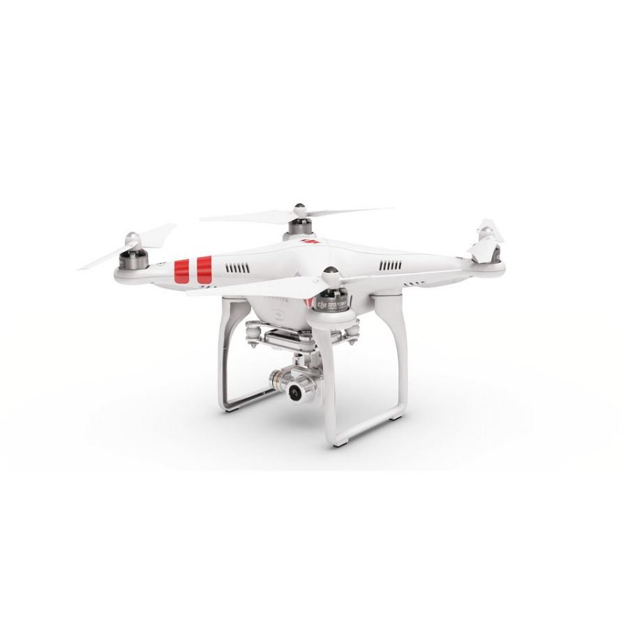 DJI Phantom 2 Vision+ Quadcopter RTF with Gimbal-Stabilized