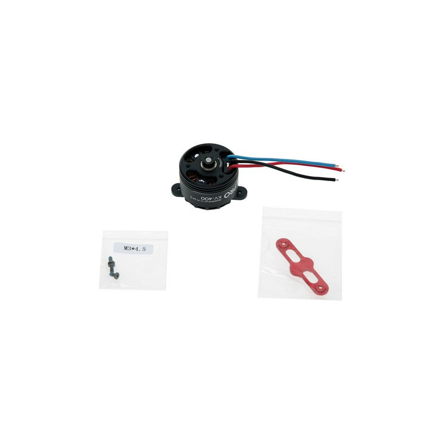 DJI S900 Spare Part 22 4114 Motor with red Prop cover For DJI Spreading Wings S900 Hexacopter dron Professional Aircraft multi-rotor