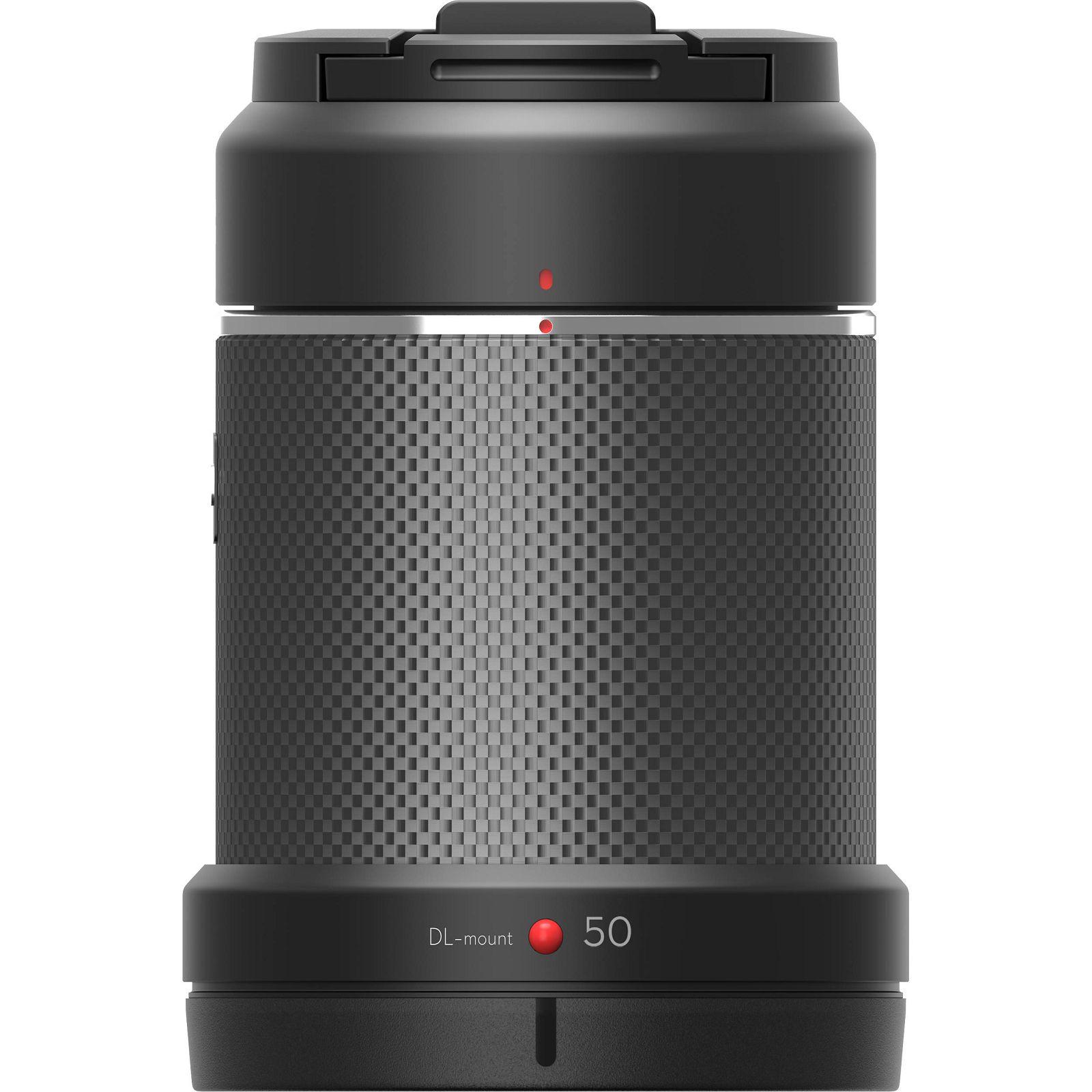 DJI Zenmuse X7 Spare Part 4 DL 50mm f/2.8 LS ASPH Lens standardni objektiv za kameru drona