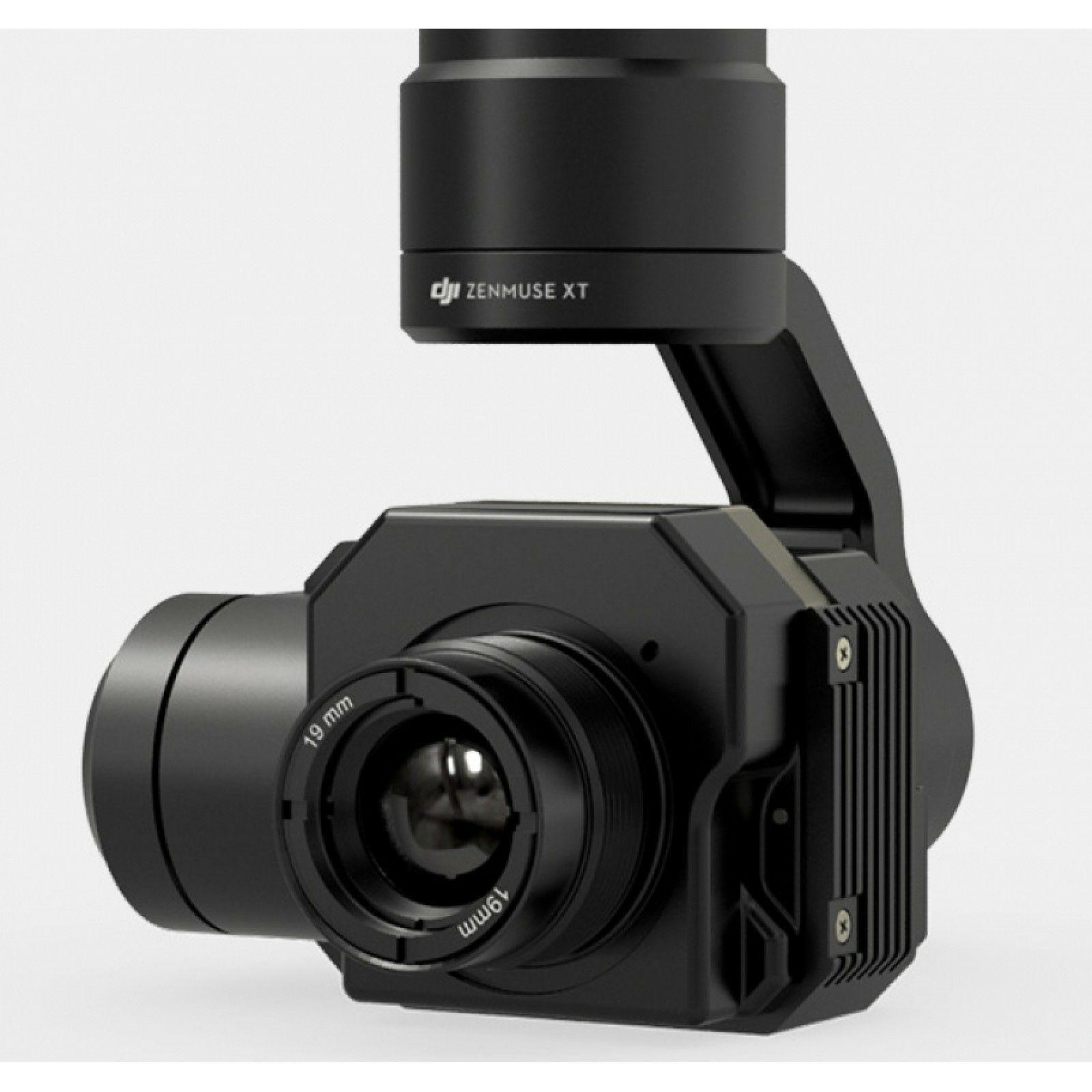 DJI Zenmuse XT Thermal Camera ZXTA09FR 640x512 30Hz (Fast frame) Lens 9mm objektiv termovizijska kamera (radiometry temperature measurement model)