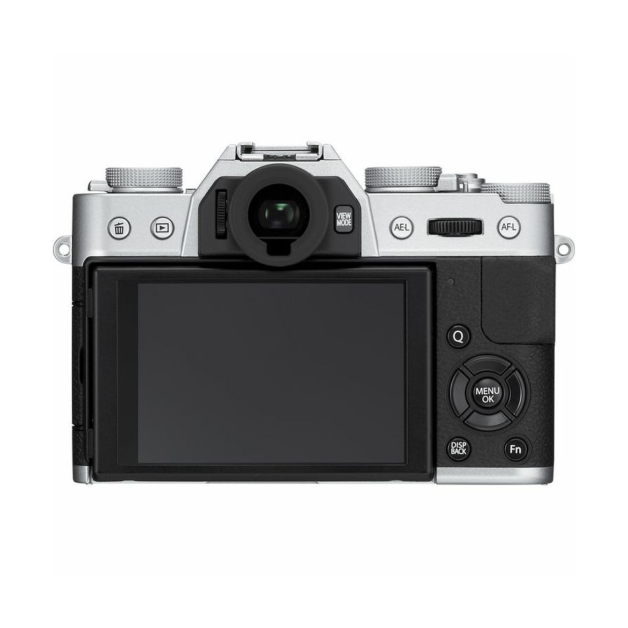 Fujifilm X T10 Body Silver Srebreni Digitalni Fotoaparat Mirrorless Baterai Fuji Np W126 For A3 E1 Pro 1 T2 T20 With Packing Camera Finepix Xt10