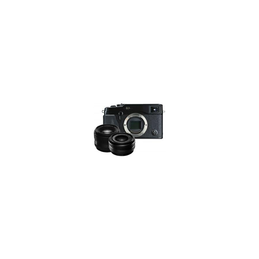 Fujifilm X Pro1 Xf18mm F2 R Xf27mm Pan Cake F28 Fujinon F 20 Lens 16mp Aps T