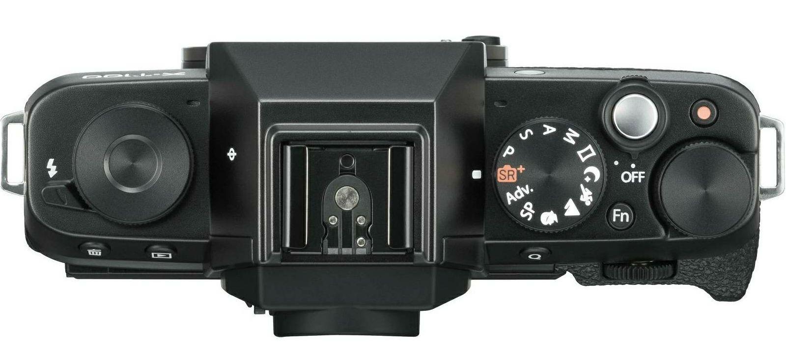 fujifilm x t100 xc 15 45 f 3 5 5 6 ois pz kit black crni digitalni rh canosa com hr Olympus Camera Accessories Olympus Digital Camera 6.0 Megapixel
