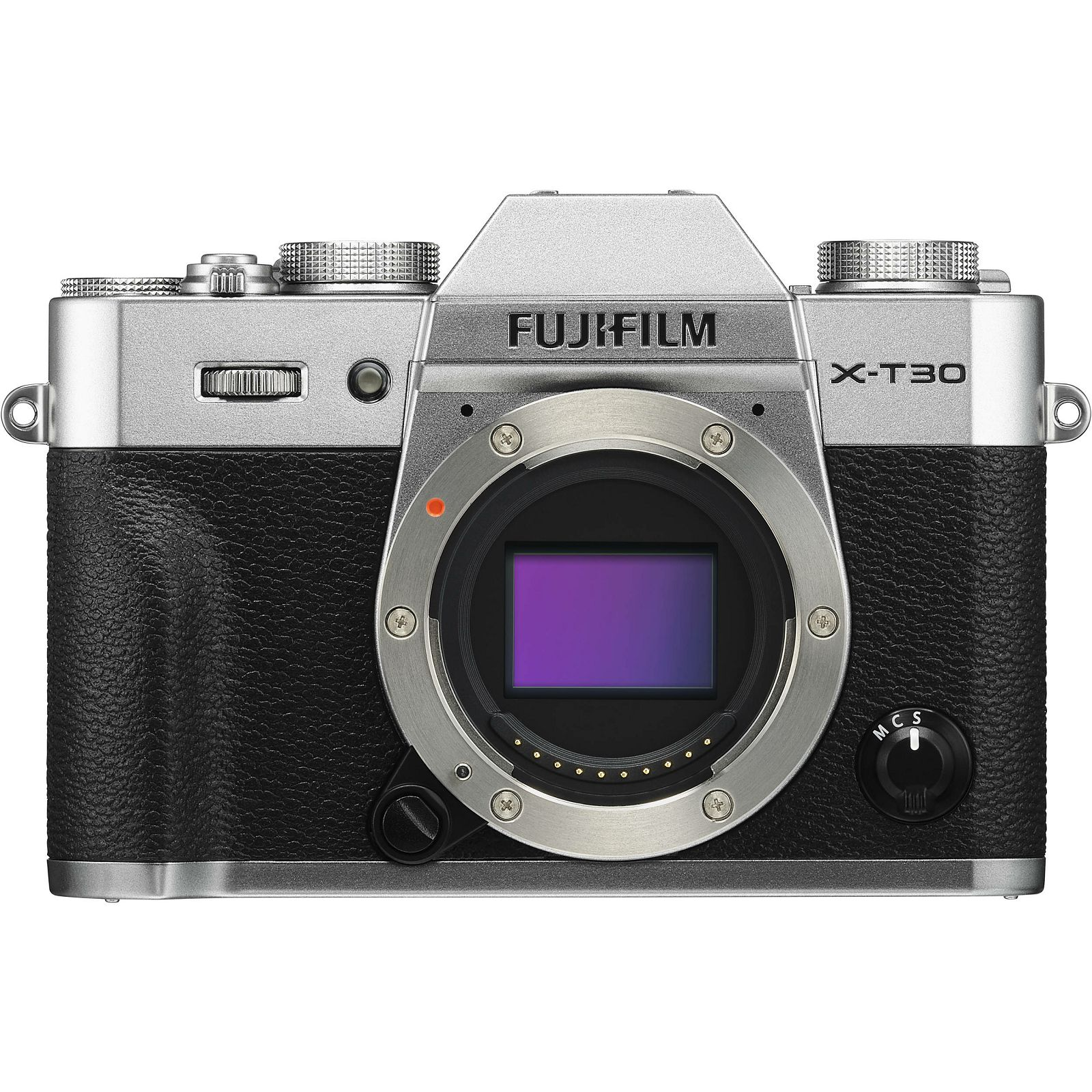 Fujifilm X-T30 Body Silver srebreni Digitalni fotoaparat Mirrorless camera Fuji Finepix (16620216)