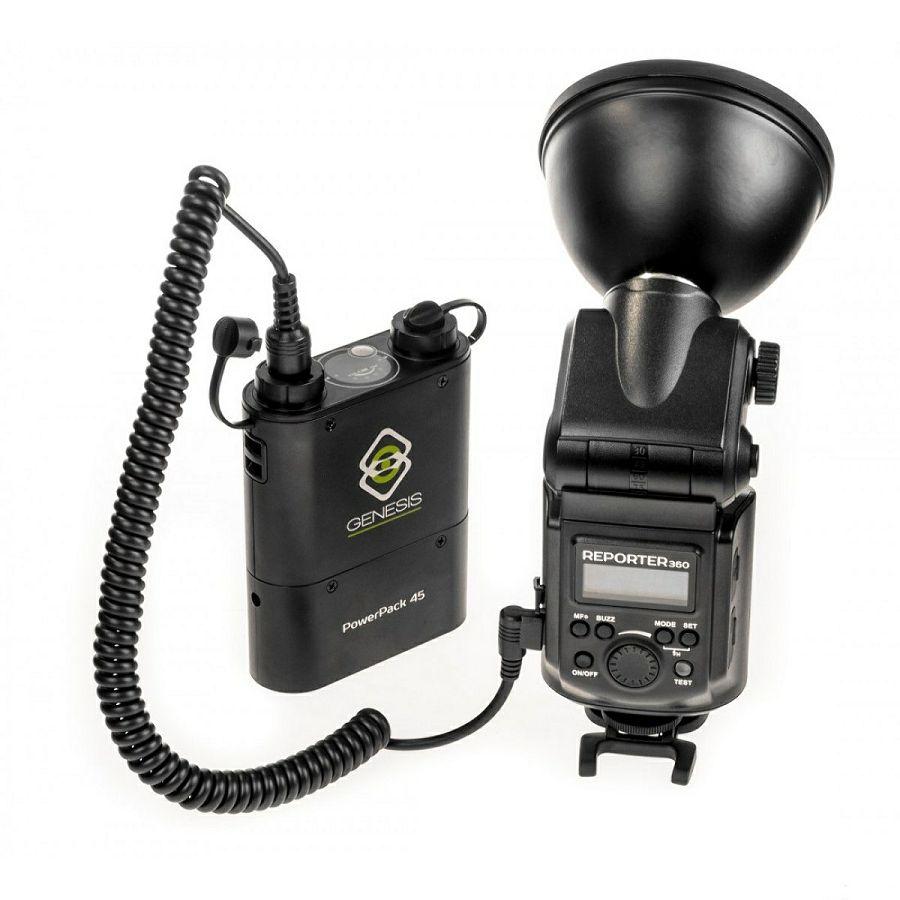 Genesis Lite Reporter 360 KIT 360Ws univerzalna bljeskalica