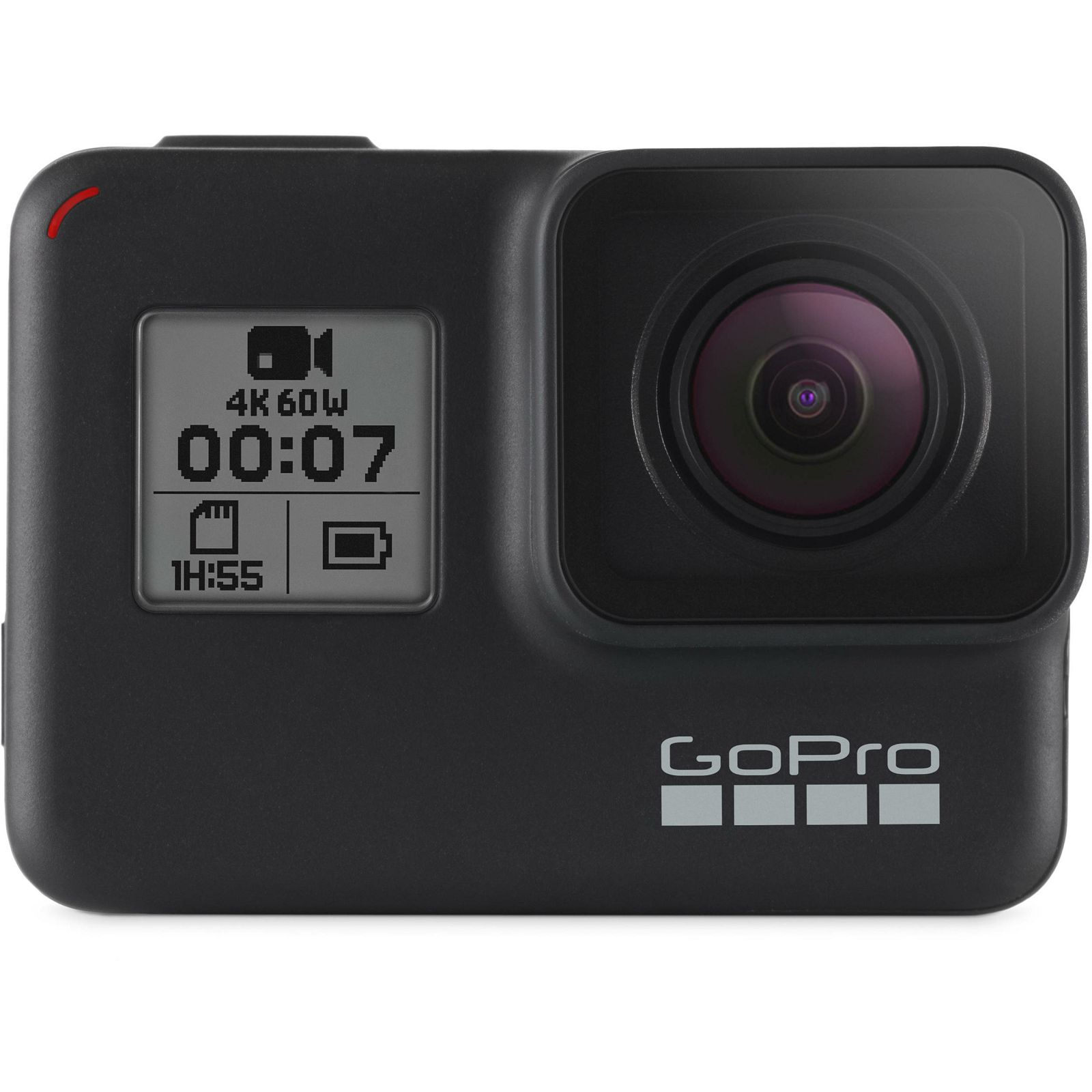 GoPro HERO7 Black (CHDHX-701) + 3-Way (AFAEM-001) bundle