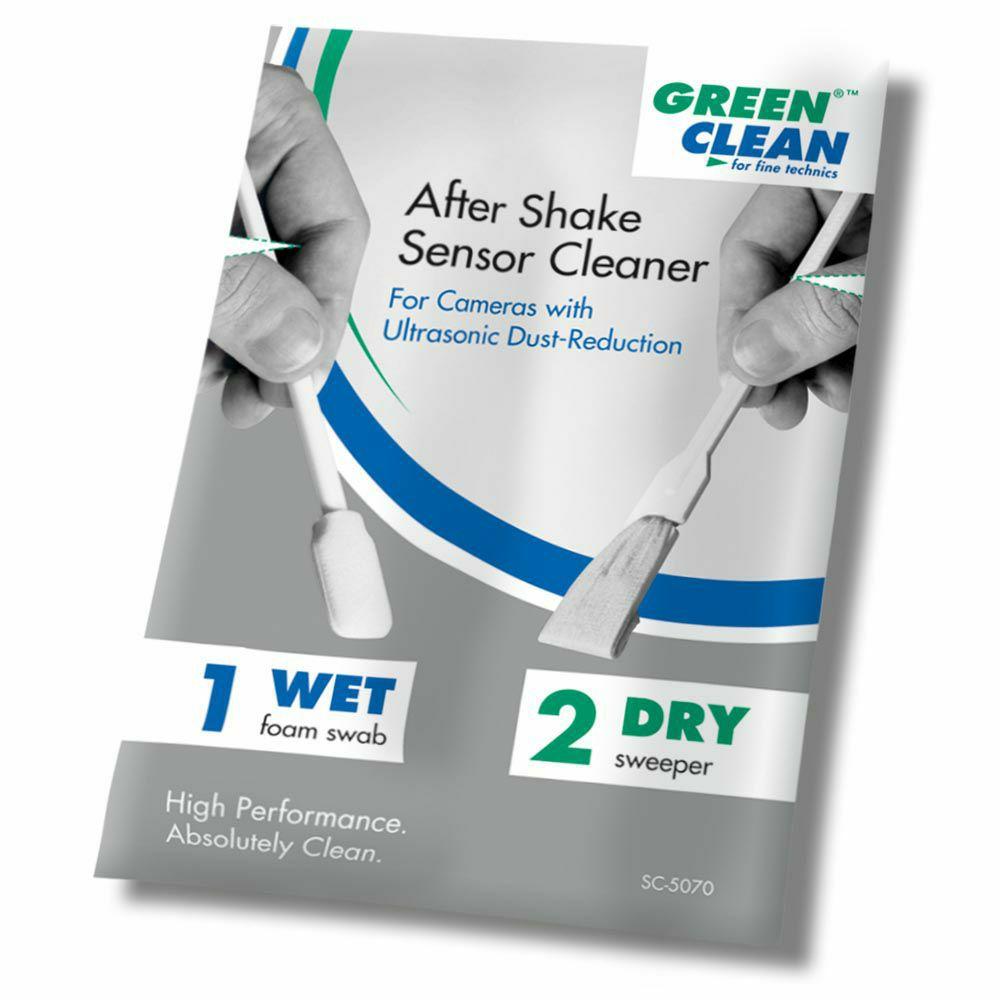 Green Clean After Shake Wet & Dry Sensor Cleaner 4pcs mokri i suhi swabovi za čišćenje senzora 4 komada (SC-5070-3)