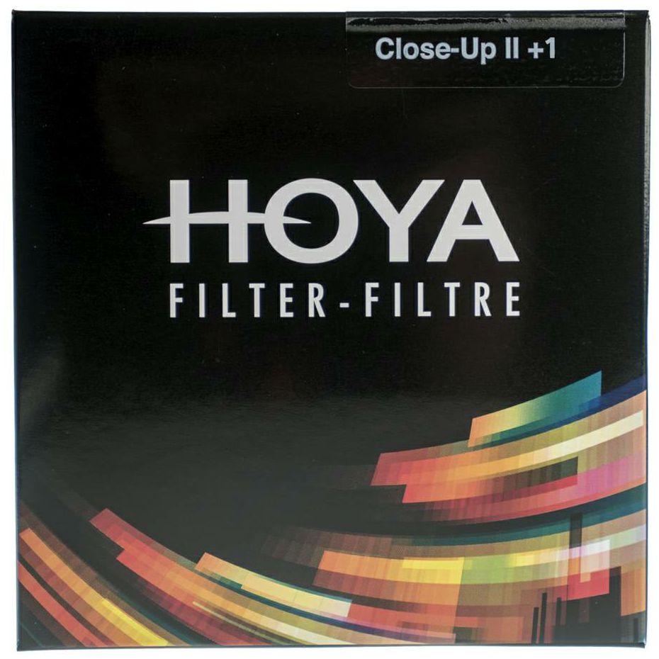 Hoya Close Up +1 II HMC macro filter 46mm