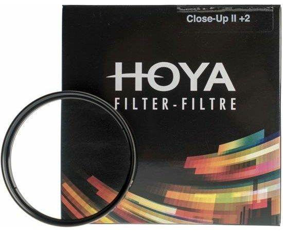 Hoya Close Up +2 II HMC macro filter 46mm