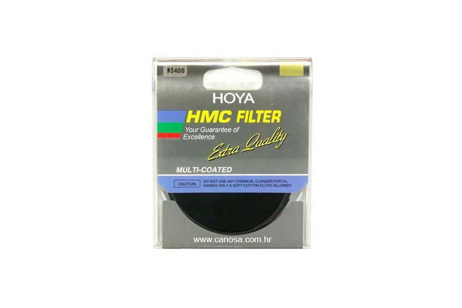 Hoya NDX400 HMC filter 77mm Neutral Density ND ND400 multi coated