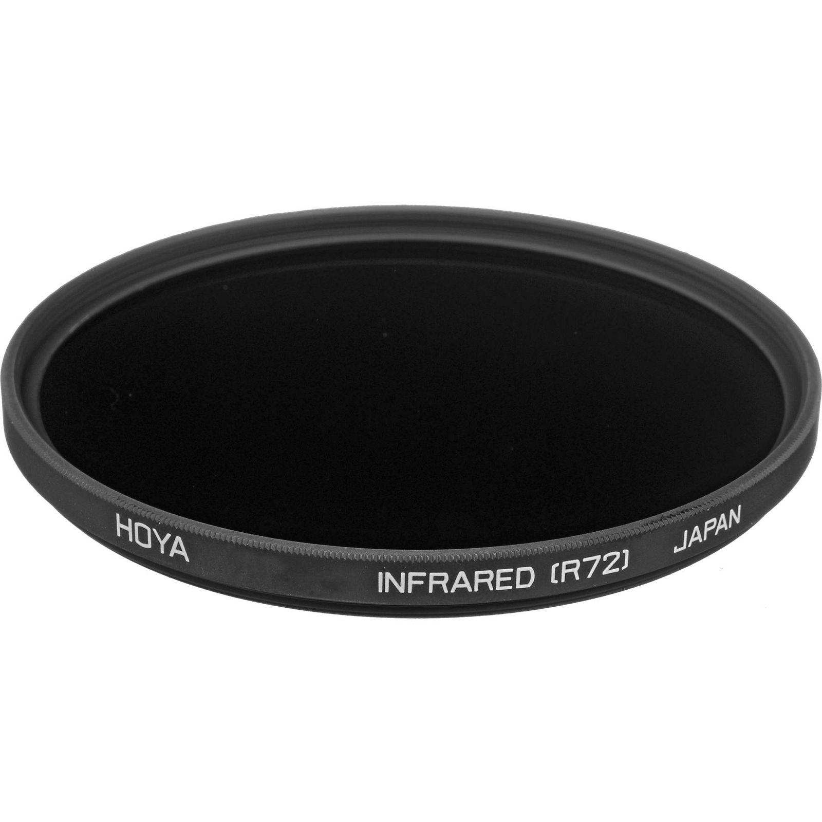 Hoya Infrared R72 filter 82mm