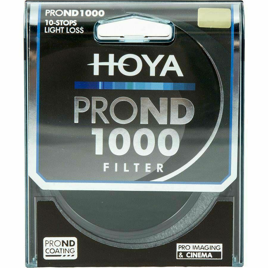 Hoya PRO ND1000 58mm Neutral Density filter