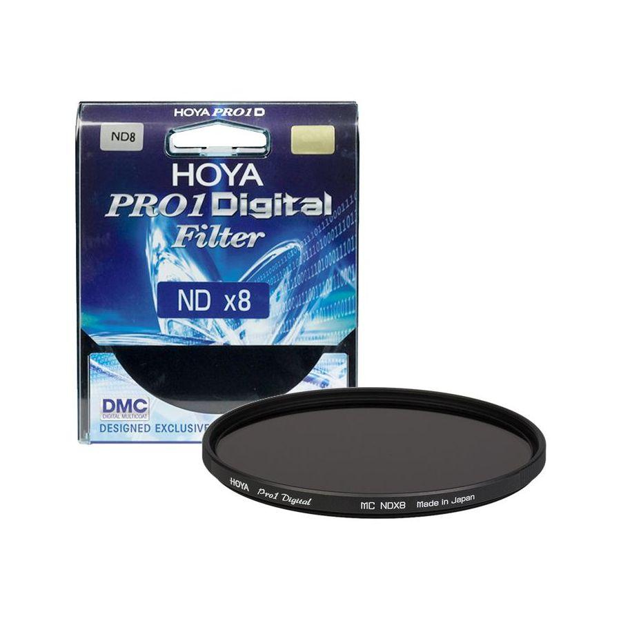 Hoya Pro1 Digital ND8 77mm