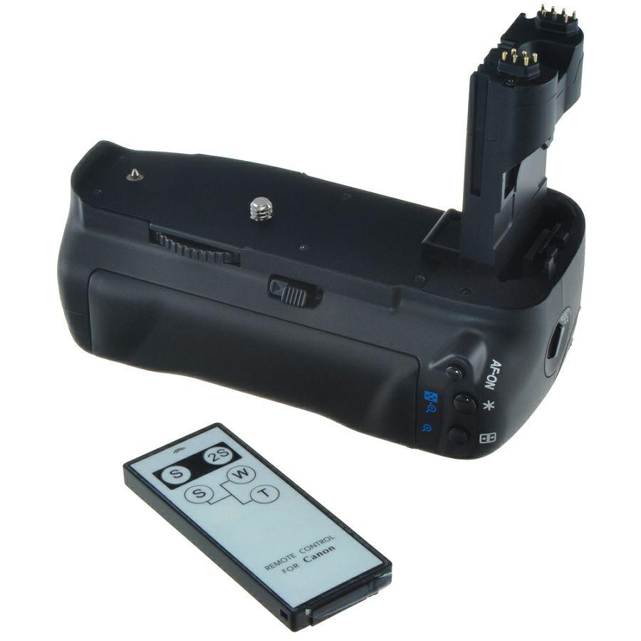 Jupio Battery Grip for Canon 7D držač baterija (JBG-C003)