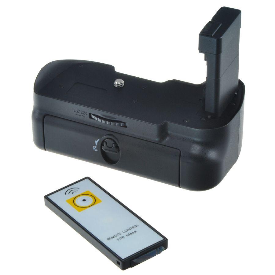 Jupio Battery Grip for Nikon D5600, D5500, D5200, D5100 držač baterija (JBG-N005)