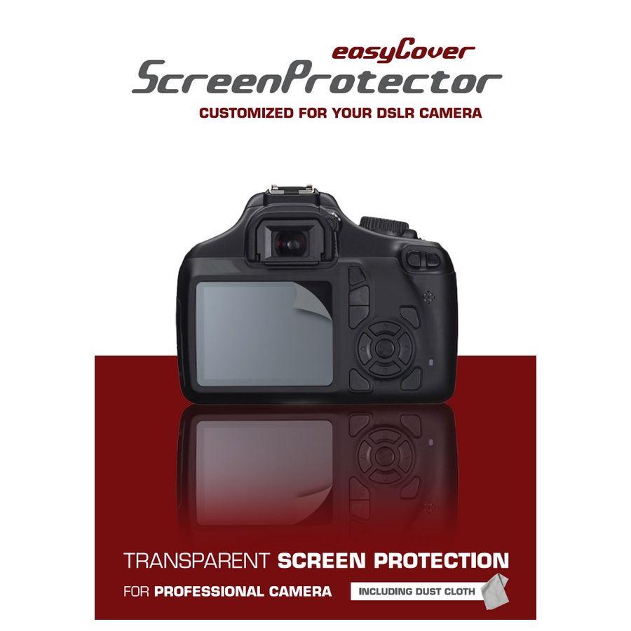 Discovered easyCover LCD zaštitna folija za Canon EOS 550D (folija + krpica)