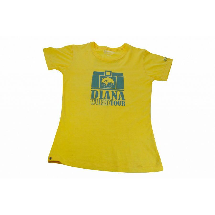 Lomography Diana World Tour T-shirt S WS700S majica ženska