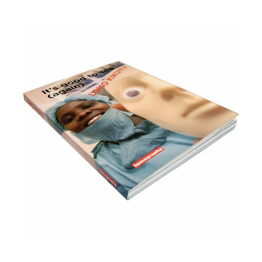 Lomography Kikuyu Book - 15 EUR donation D500