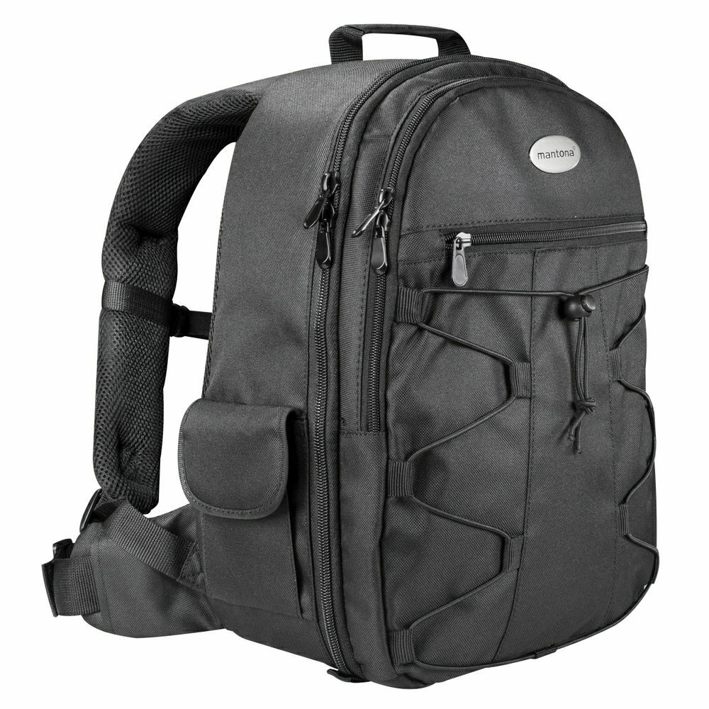 Mantona Azurit Photo Backpack ruksak za fotoaparat i foto opremu
