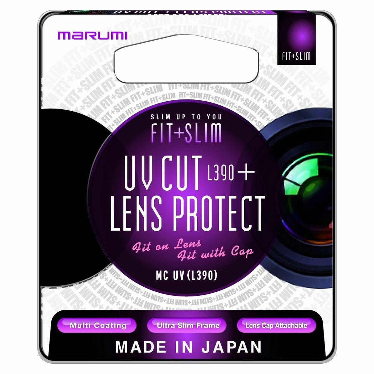 Marumi Fit + Slim MC (L390) UV filter 37mm za zaštitu objektiva multi-layer with ultra-thin frame