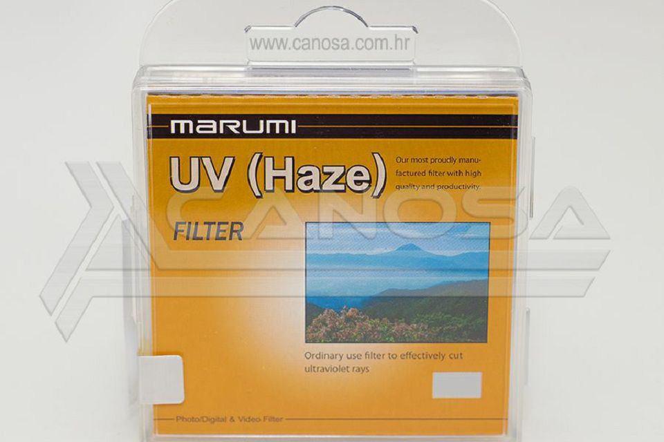 Marumi UV Haze Standard filter 30.5mm zaštitni filter za objektiv