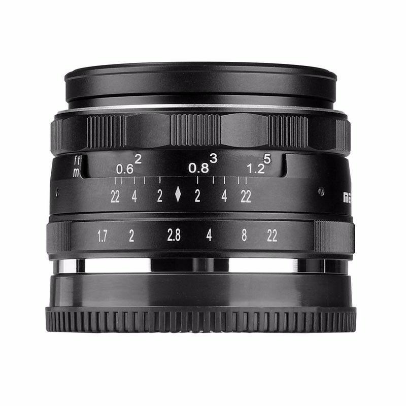 Meike 35mm f/1.7 objektiv lens za Sony E-mount